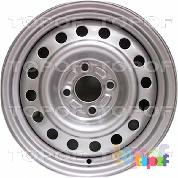 Колесные диски Trebl 53B35B