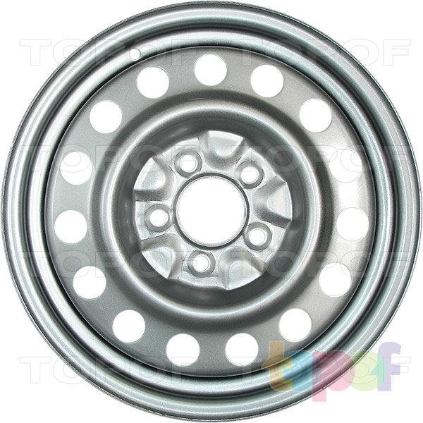 Колесные диски Trebl 7755. Изображение модели #1