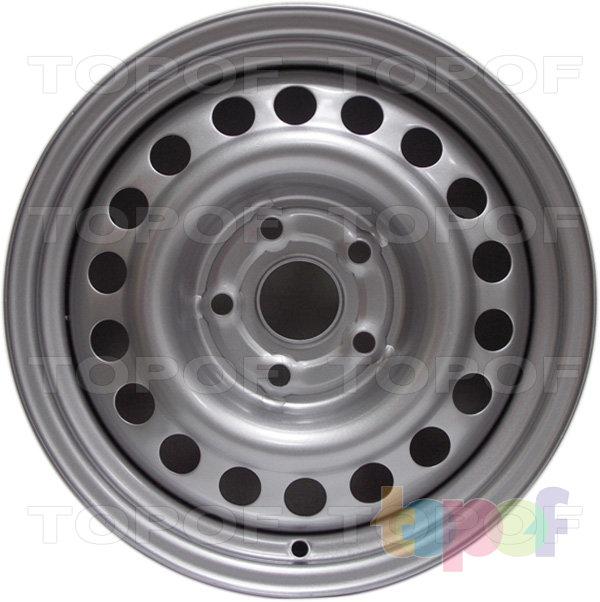 Колесные диски Trebl 9407. Изображение модели #1
