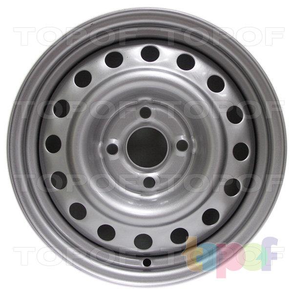 Колесные диски Trebl YA521. Изображение модели #1