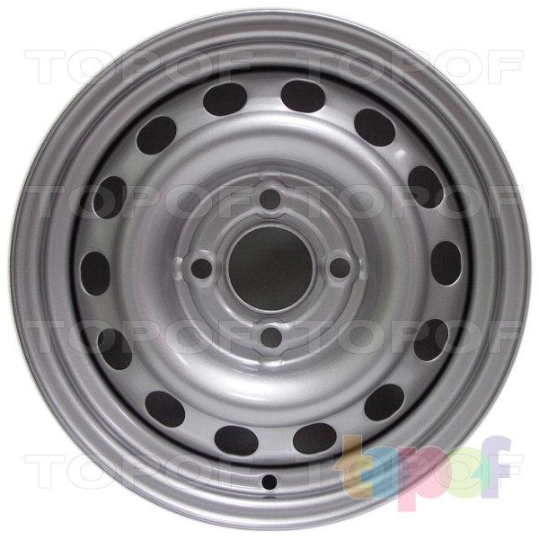 Колесные диски Trebl YA524. Изображение модели #1