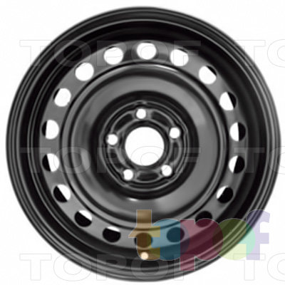 Колесные диски Trebl YA535