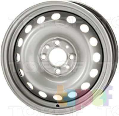 Колесные диски Trebl YA935. Изображение модели #1