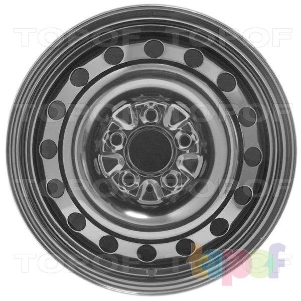 Колесные диски Trebl YB534. Изображение модели #1
