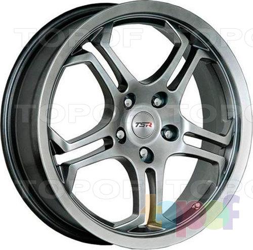 Колесные диски TSR BRNO. Изображение модели #1