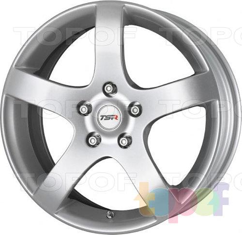 Колесные диски TSR Pomona. Изображение модели #1