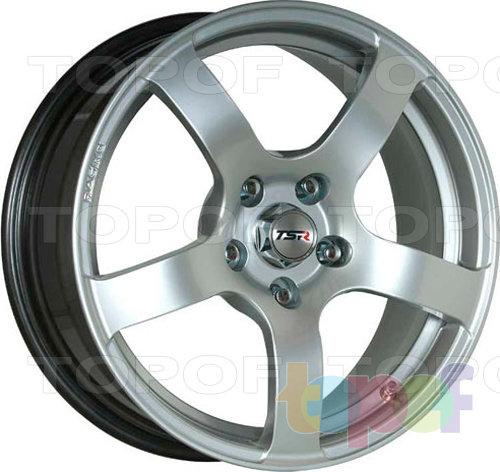 Колесные диски TSR Rivazza. Изображение модели #1