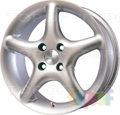 Колесные диски TSW Alpine. Изображение модели #1