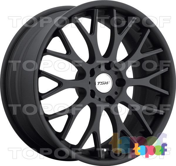 Колесные диски TSW Amaroo
