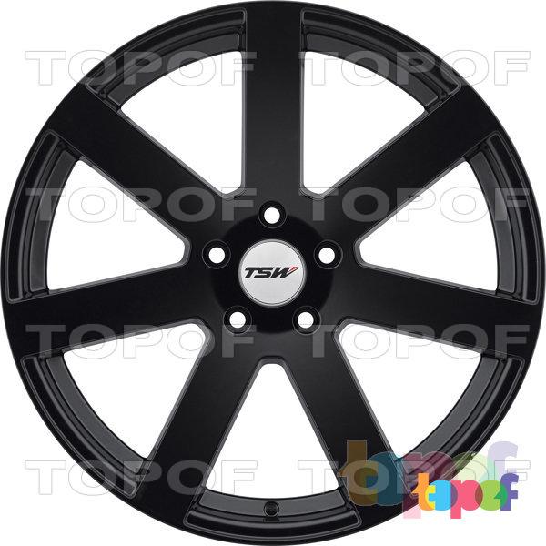 Колесные диски TSW Bardo. Цвет MBF