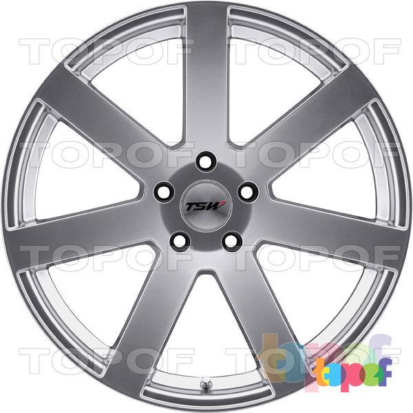 Колесные диски TSW Bardo. Цвет SF