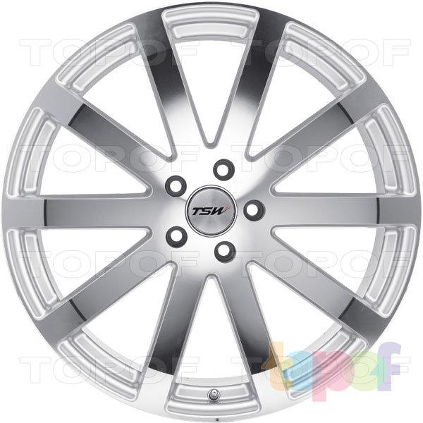 Колесные диски TSW Brooklands. Изображение модели #3