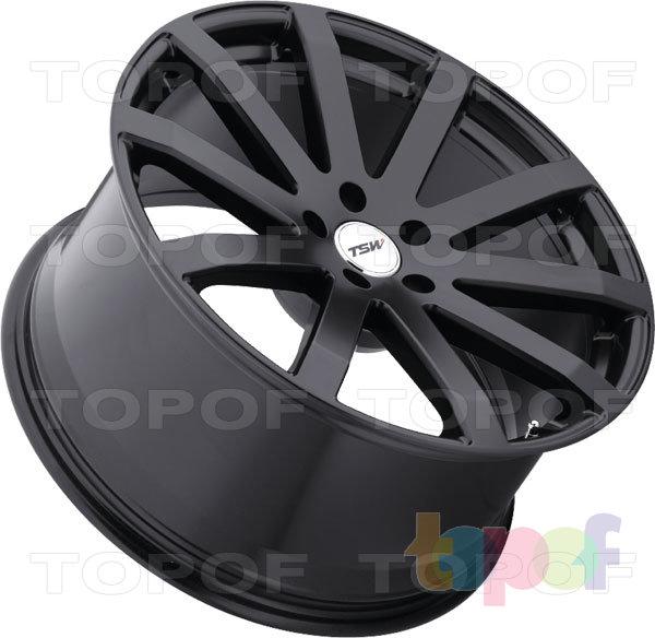 Колесные диски TSW Brooklands. Изображение модели #4