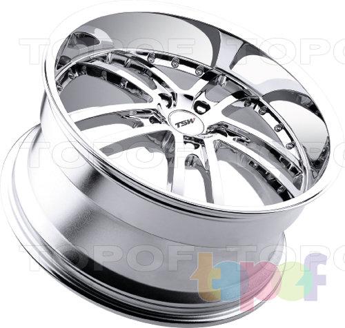 Колесные диски TSW Cadwell. Изображение модели #5