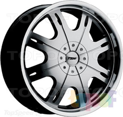 Колесные диски TSW Carlton. Изображение модели #1