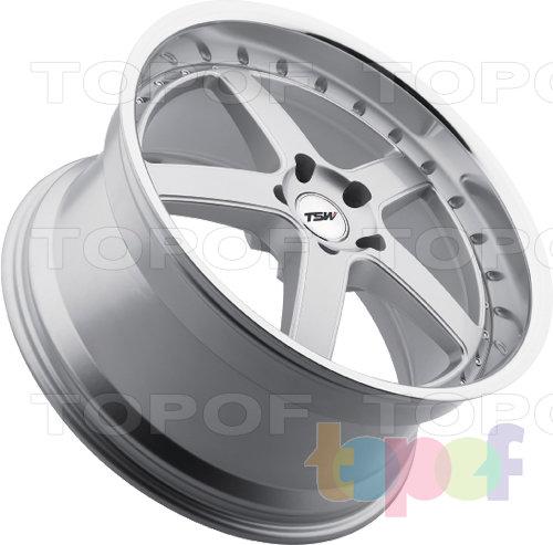 Колесные диски TSW Carthage. Изображение модели #6