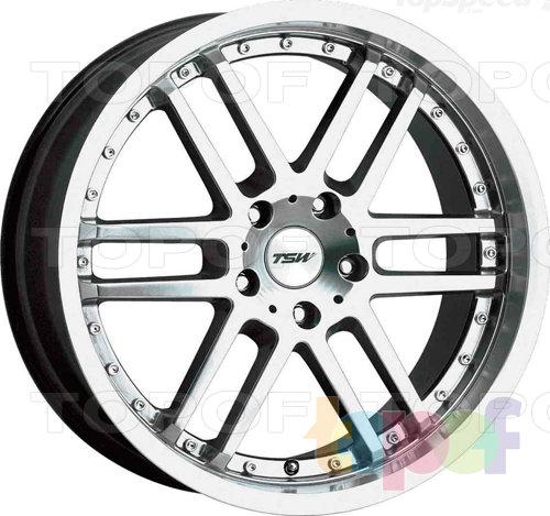 Колесные диски TSW Catalunya. Изображение модели #1