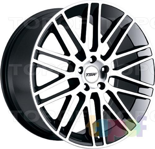 Колесные диски TSW Croft. Изображение модели #1