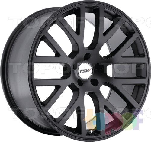 Колесные диски TSW Donington