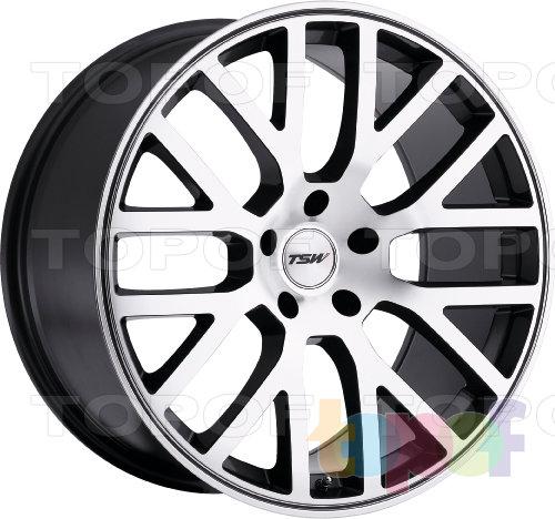 Колесные диски TSW Donington. Изображение модели #2