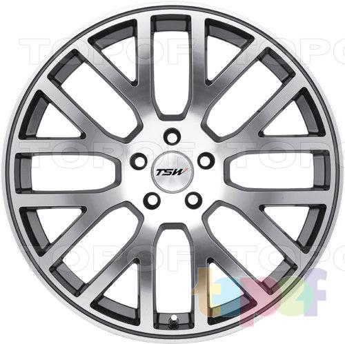 Колесные диски TSW Donington. Изображение модели #4