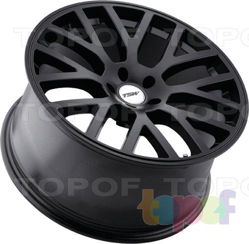 Колесные диски TSW Donington. Изображение модели #5