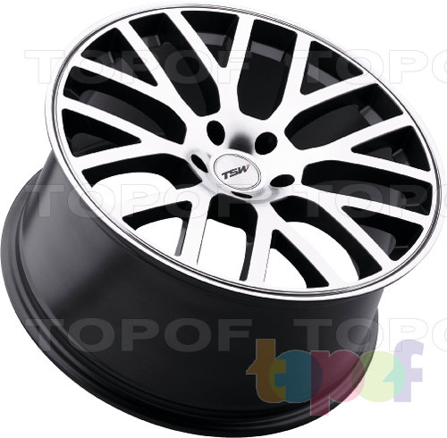 Колесные диски TSW Donington. Изображение модели #6