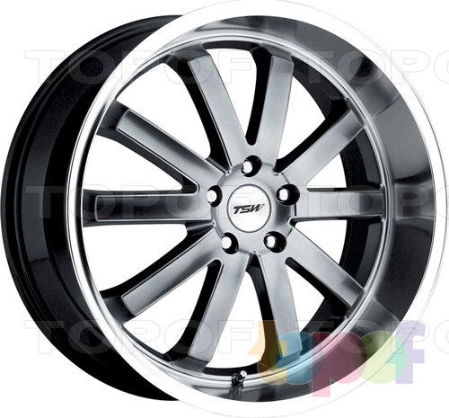 Колесные диски TSW Estoril. Изображение модели #1