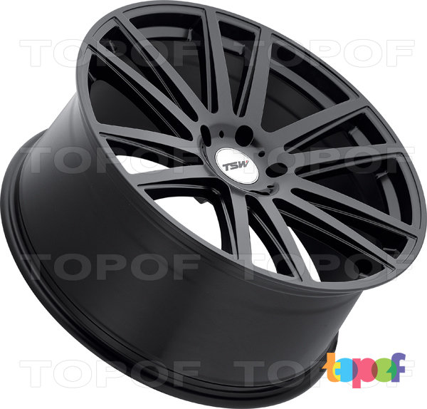 Колесные диски TSW Gatsby. Цвет MB