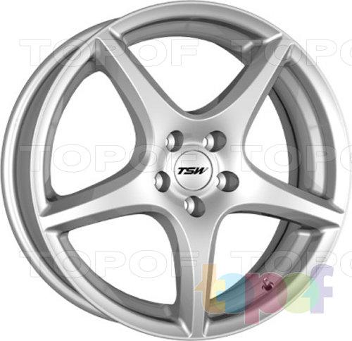 Колесные диски TSW Heat. Изображение модели #1