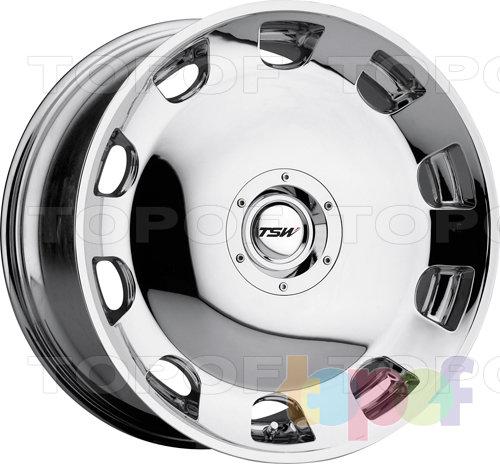 Колесные диски TSW Holsten. Изображение модели #1