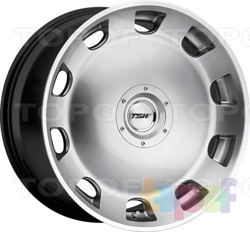 Колесные диски TSW Holsten. Изображение модели #2