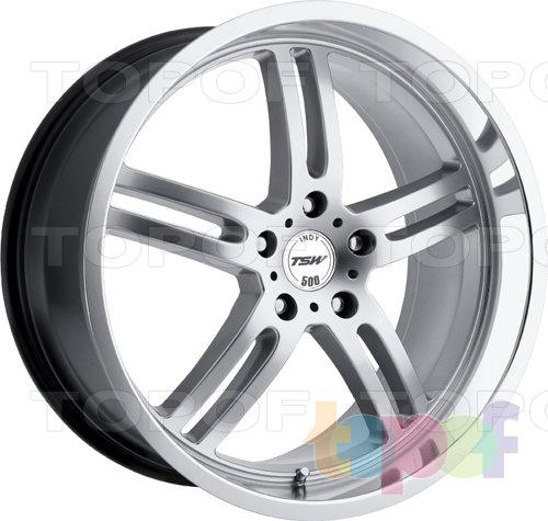 Колесные диски TSW Indy 500. Изображение модели #1
