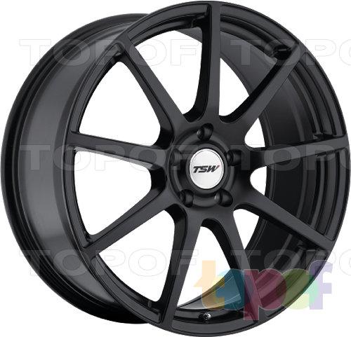 Колесные диски TSW Interlagos RF. Изображение модели #1