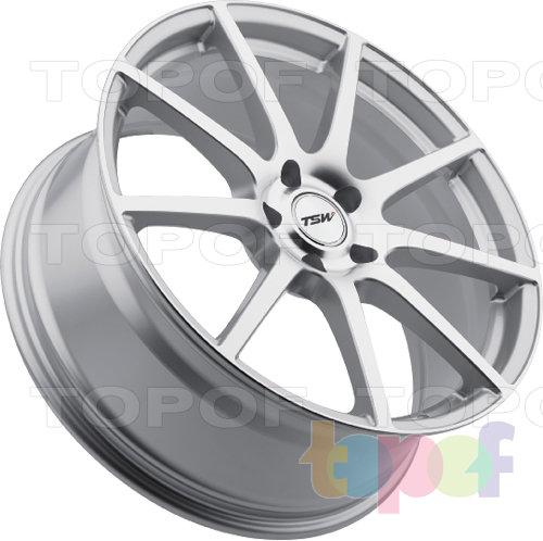 Колесные диски TSW Interlagos RF. Изображение модели #2