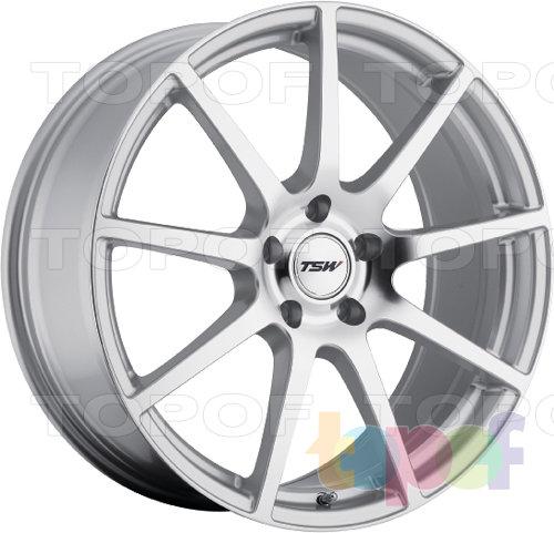 Колесные диски TSW Interlagos RF. Изображение модели #4