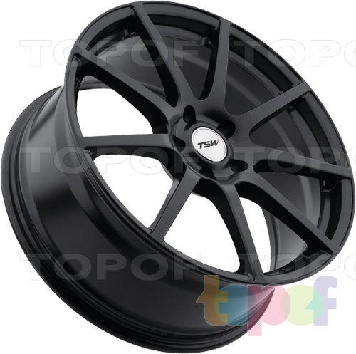 Колесные диски TSW Interlagos RF. Изображение модели #5