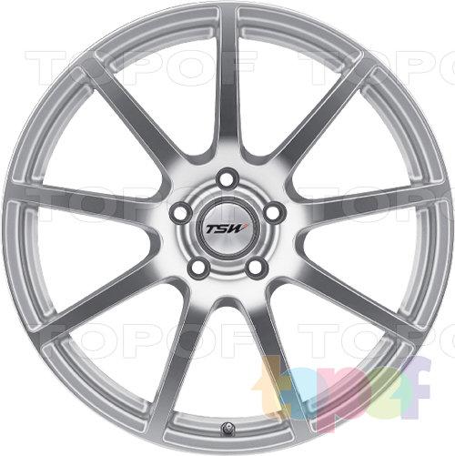 Колесные диски TSW Interlagos RF. Изображение модели #6