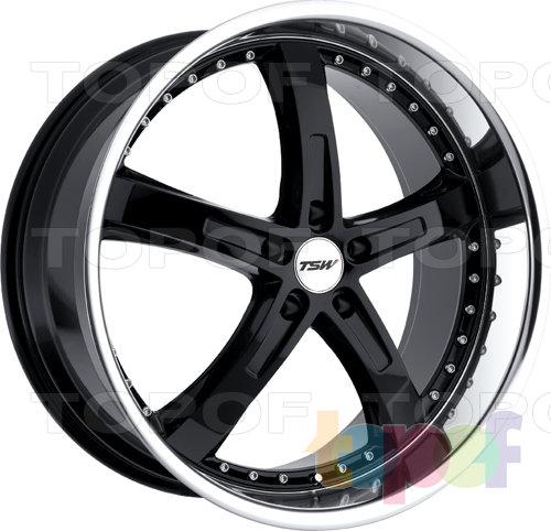 Колесные диски TSW Jarama