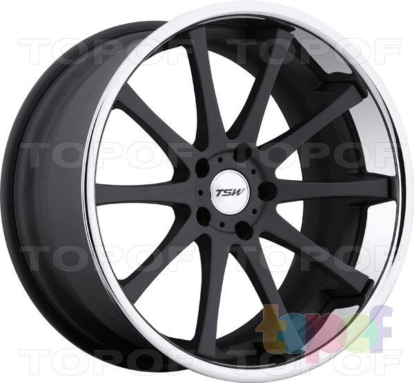 Колесные диски TSW Jerez. Цвет MBF