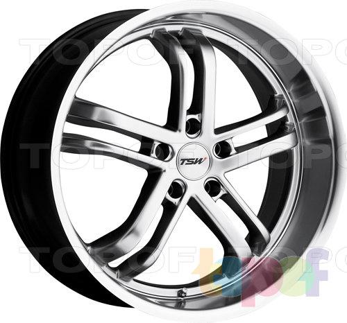 Колесные диски TSW Laguna. Изображение модели #1