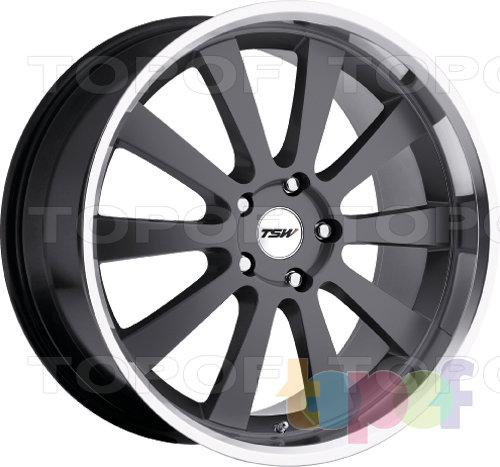 Колесные диски TSW Londrina. Изображение модели #1