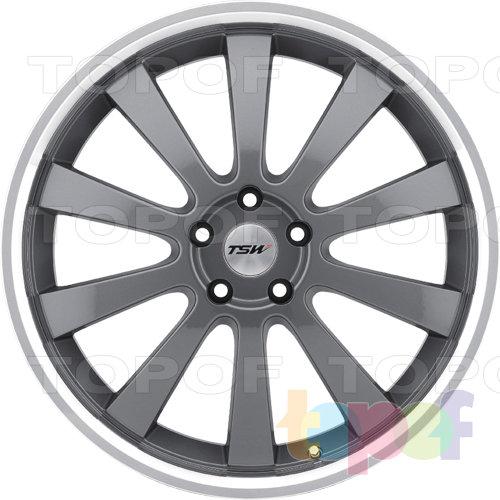 Колесные диски TSW Londrina. Изображение модели #3