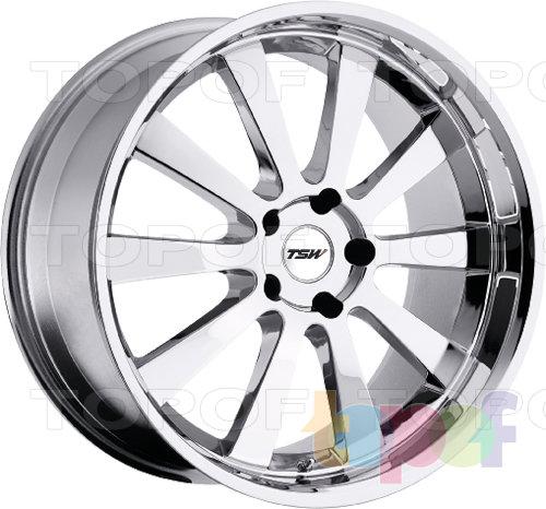 Колесные диски TSW Londrina. Изображение модели #4