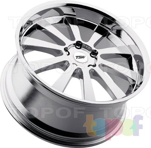 Колесные диски TSW Londrina. Изображение модели #5