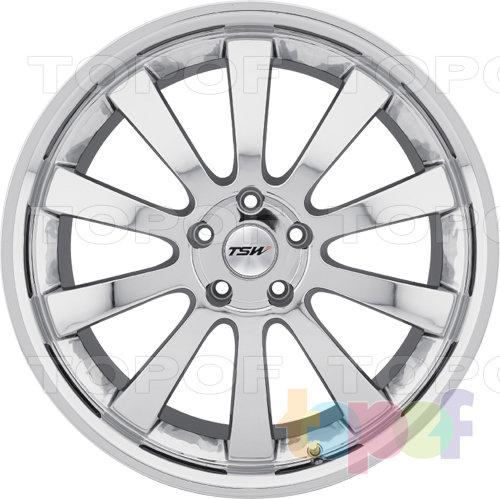 Колесные диски TSW Londrina. Изображение модели #6