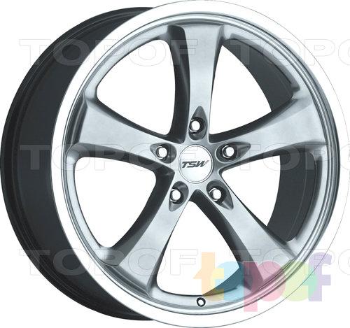 Колесные диски TSW Montage. Изображение модели #2