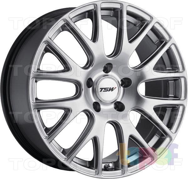 Колесные диски TSW Mugello. Изображение модели #1