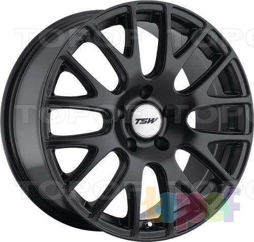 Колесные диски TSW Mugello. Изображение модели #2