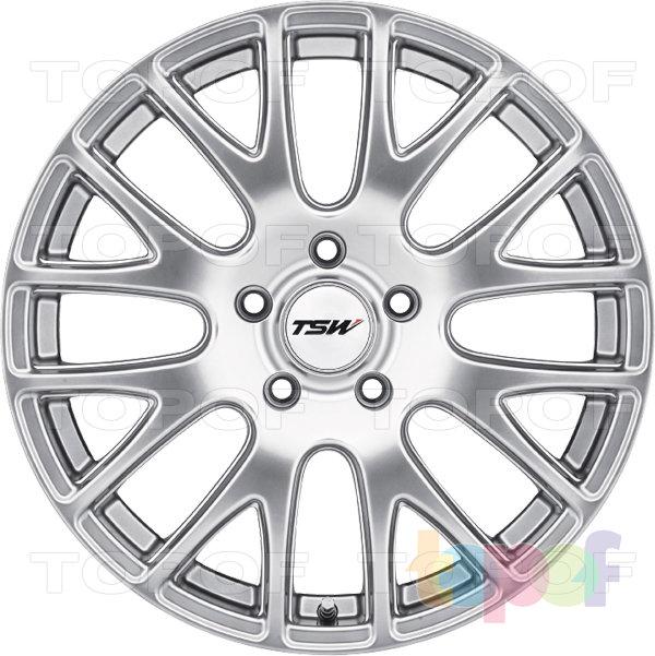 Колесные диски TSW Mugello. Изображение модели #3